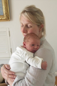 Fertility and Obstetrics Testimonials. Antonia and Barnaby