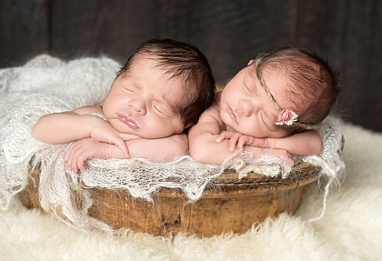 Fertility and Obstetrics Testimonials. twins1